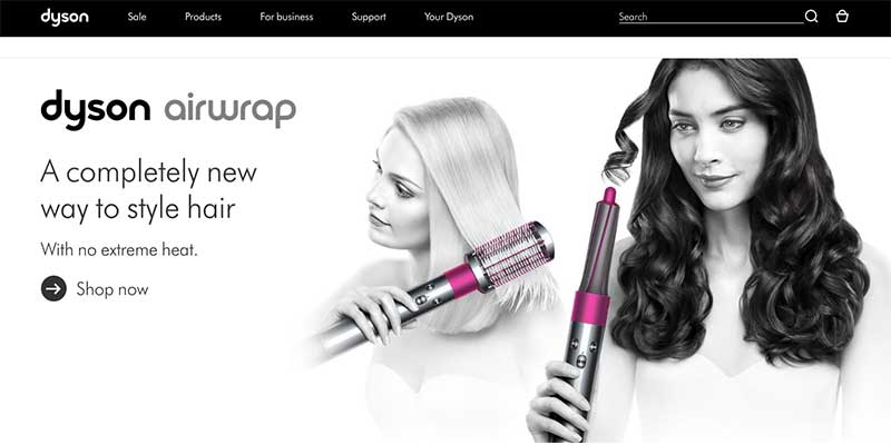 Dyson Hair Style Coupons