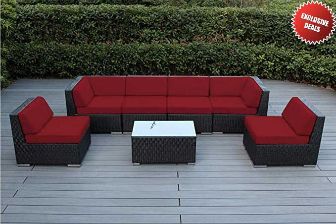 Ohana-7-Piece-Outdoor-Patio-Furniture-Sectional-Conversational-Set