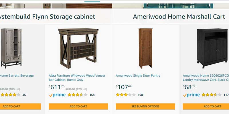 Amazon Ameriwood Home Promo Codes