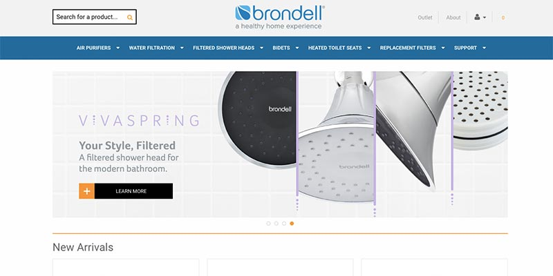 Brondell Discount Codes