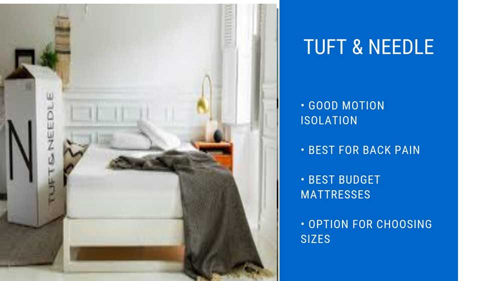 Tuft & Needle Memory Foam