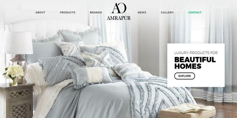 amrapur overseas queen size comforter