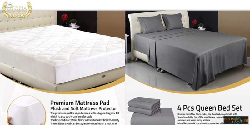 Utopia Bedding Coupon