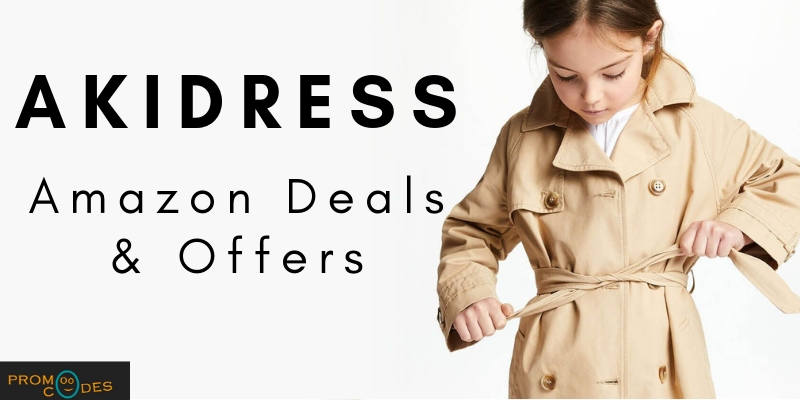 AkiDress Coupon Codes