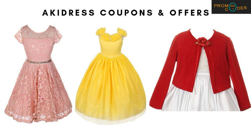 AkiDress Promo Code
