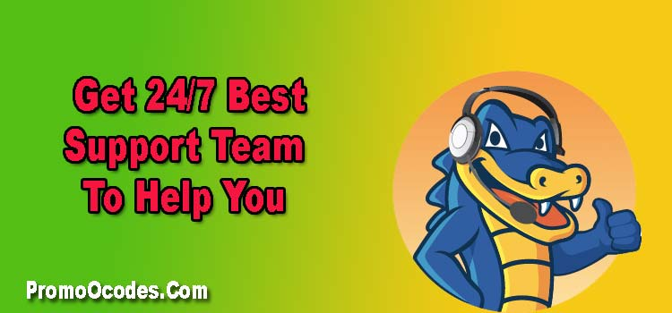 HostGator 24/7 Support
