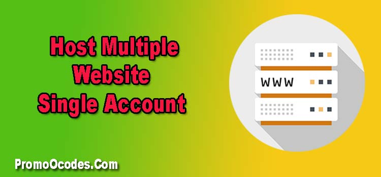 Multiple Site Hosting Account-
