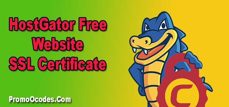HostGator SSL Certificate