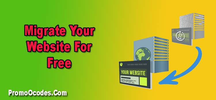 Migrate Your Website For Free