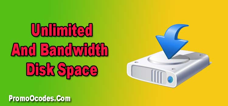 Unlimited Disk Space & Bandwidth