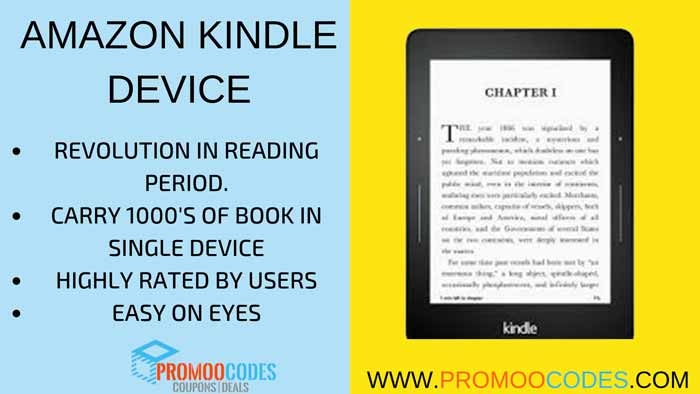 AMZON KINDLE DEVICES - BEST DEVICES MADE FOR READING.