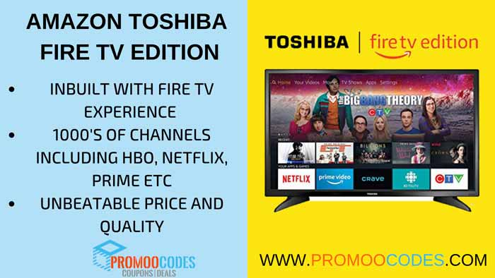 EXPERIENCE SEAMLESS FIRETV EXPERIENCE WITH AMAZON TOSHIBA FIRE TV