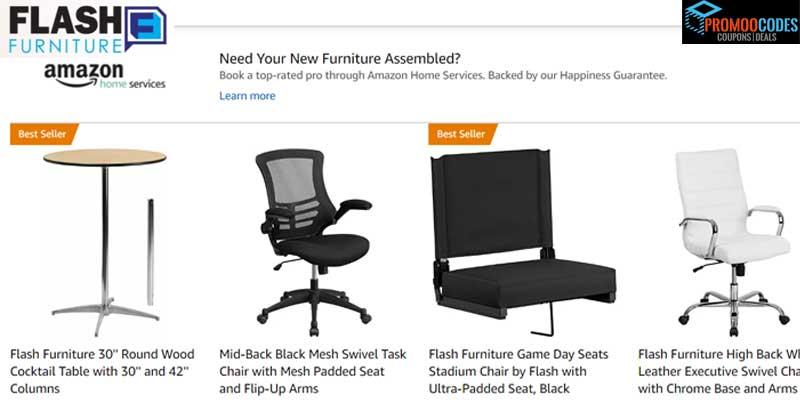 Flash Furniture Coupon Code