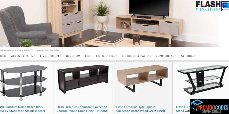 Flash Furniture Promo Codes
