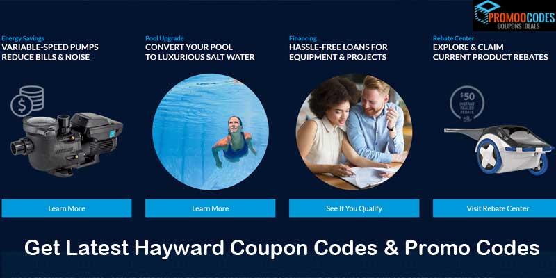 Hayward Promo Codes