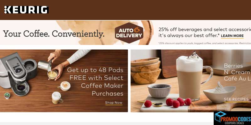 Keurig Coupon Codes