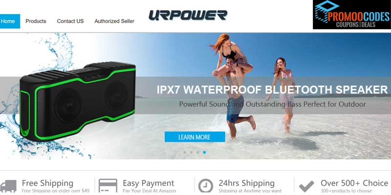URPower Coupons Code