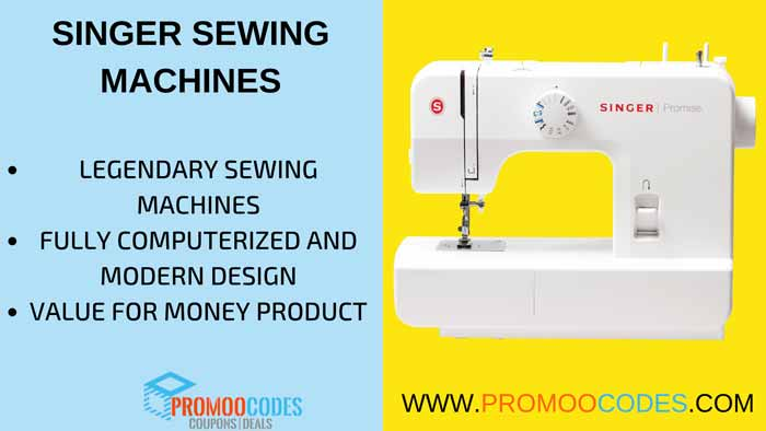 WORLD BEST SELLING SEWING MACHINES - SINGER