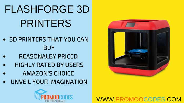 flashforge 3d printers is one of best selling products online