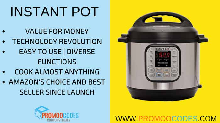 instant pot cooker best seller in amazon