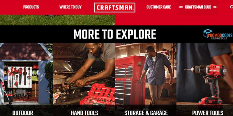 Craftsman Coupon Codes