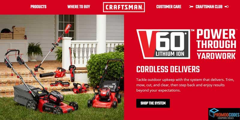 Craftsman Promo Codes