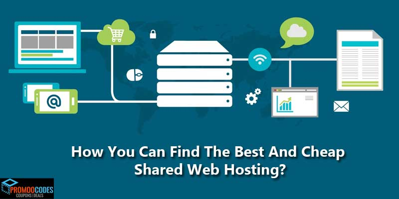 Shared Web Hosting Offers