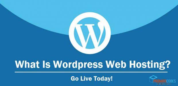 What Is Wordpress Web Hosting