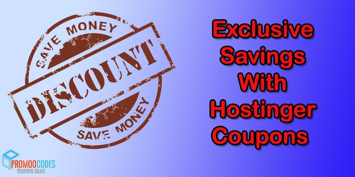 Hostinger Discount Codes