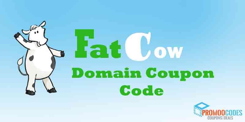 FatCow Domain Coupon Code