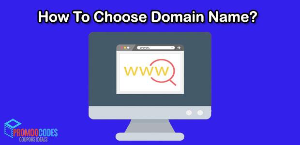 How To Choose Domain Name
