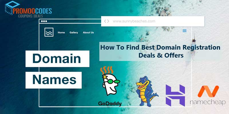 How To Find Best Domain Deals & Offers