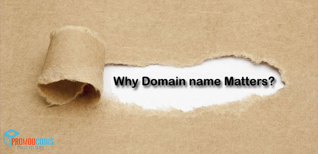 Why Domain Name Matters