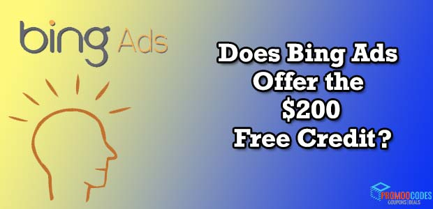 Bing Ads $200 Credit