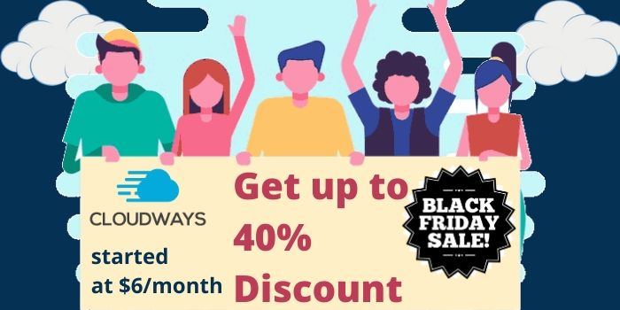 Cloudways Black Friday