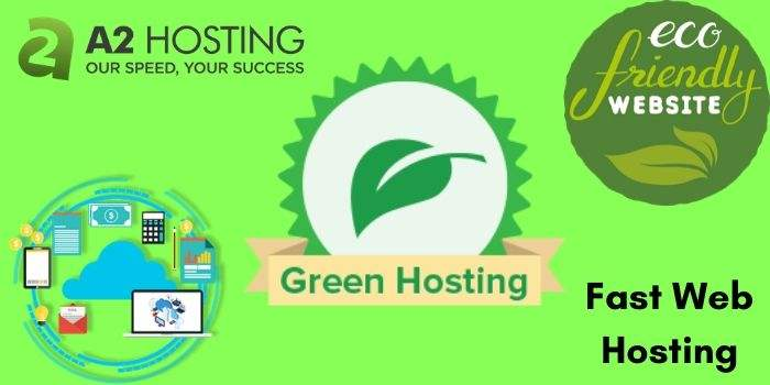 A2 Hosting Green Web Hosting