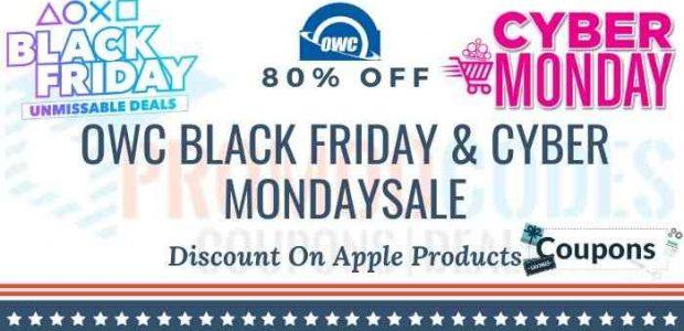 OWC Black Friday Sale