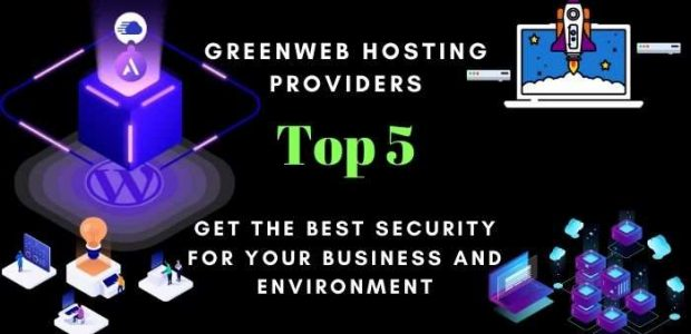 Green Web Hosting Service