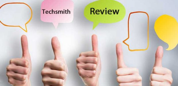 Techsmith Review 2020