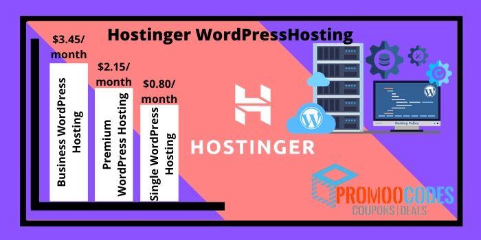 Hostinger wordpress hosting