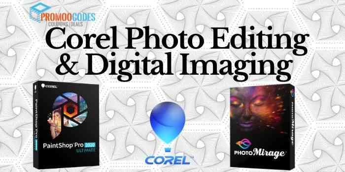 Corel Photo Editing Coupon Code