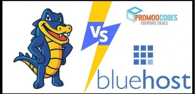 hostgator VS Bluehost