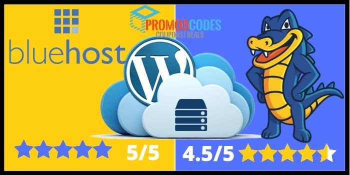 hostgator and bluehost wordpress