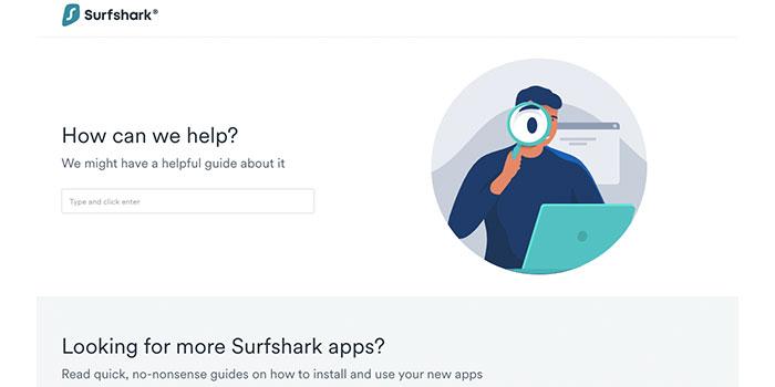 Surfshark Help Team