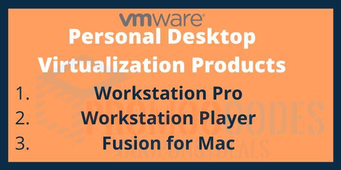 Personal Desktop Virtulization Products