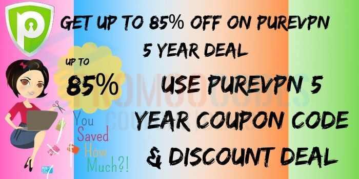 PureVPN 5 Year Deal