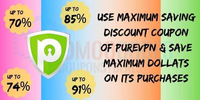 PureVPN Discount Offers