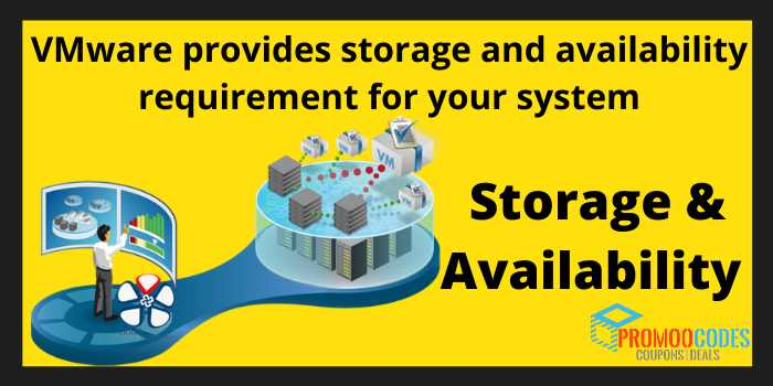 VMware Storage & Availability of VMware