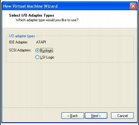 vmware Workstation Player Setup