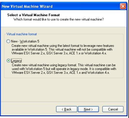 vmware Workstation install